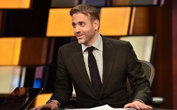 American Sports Television Personality Max Kellerman's Longtime Married Relationship with Wife Erin Manning; How Did They First Met And How Many Children Do They Share?