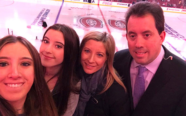 American Sportscaster Kenny Albert living happily with wife Barbara Renee Wolf. See their Married life, Family and Children