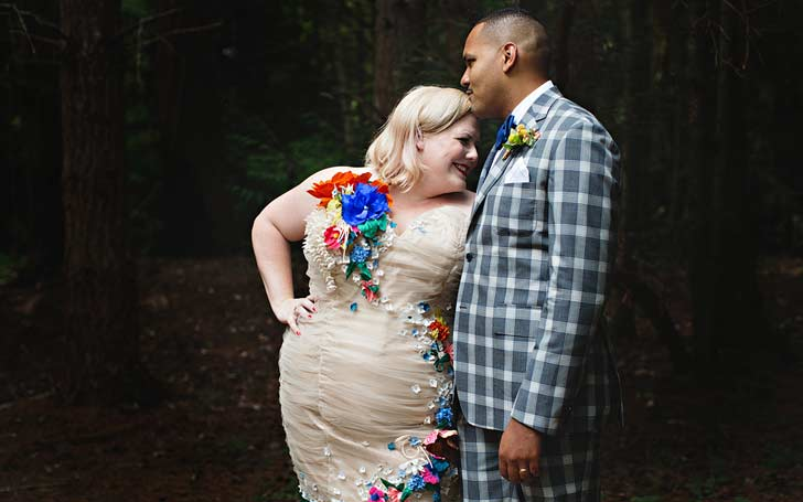 American Writer Lindy West Is In a Married Relationship With Husband Ahamefule J. Oluo Since 2015; Details On Her Personal Life
