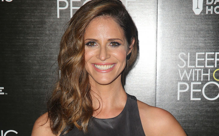 Andrea Savage Married to her Husband and share one Child with him; Find out about her previous Affairs