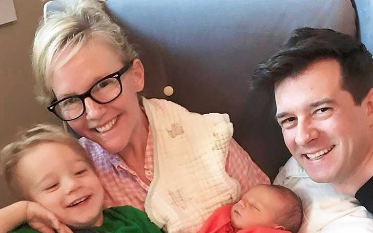 Baby Number 2! Rachael Harris Welcomed Second Baby With Husband Christian Hebel