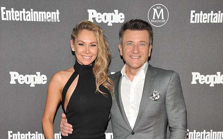 Ballroom Dancer Kym Johnson is married to businessman husband Robert Herjavec since 2016. See their relationship.