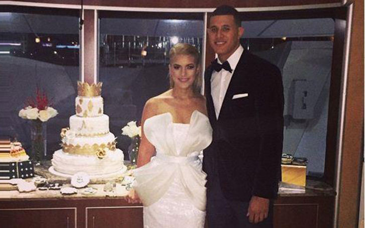 MLB Star Manny Machado Married to Yainee Alonso in 2014. Know about Their Married Life and Relationship