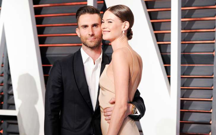 Behati Prinsloo and her husband Adam Levine welcomed their first baby Dusty Rose Levine in 2016: Couple is enjoying every moment of being parents