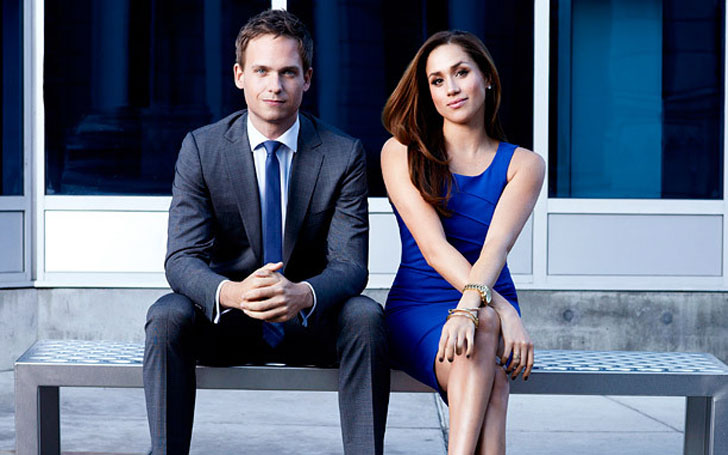 Big News! Patrick J. Adams and Meghan Markle leaving SUITS after season Seven final