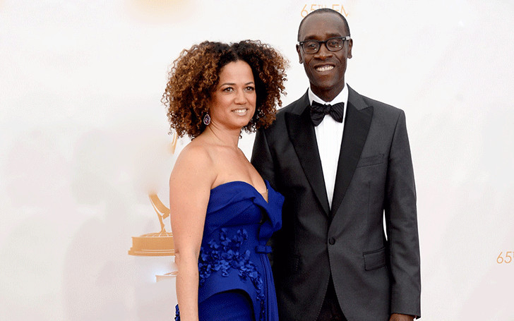 Know about the married life of actor Don Cheadle and his wife Bridgid Coulter