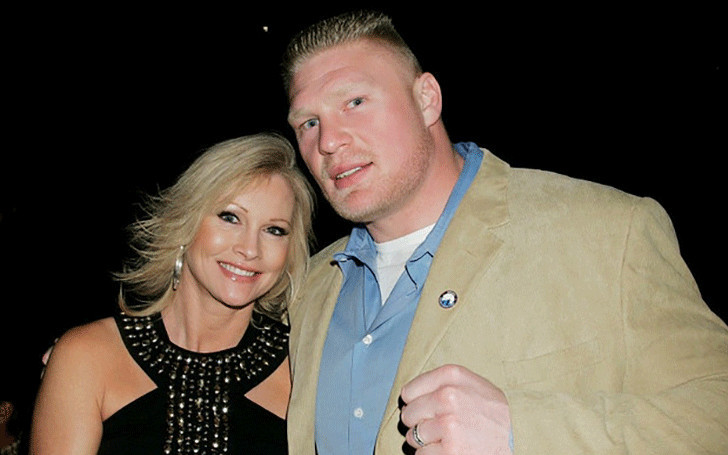Brock Lesnar and Sable have a married life with 3 children.