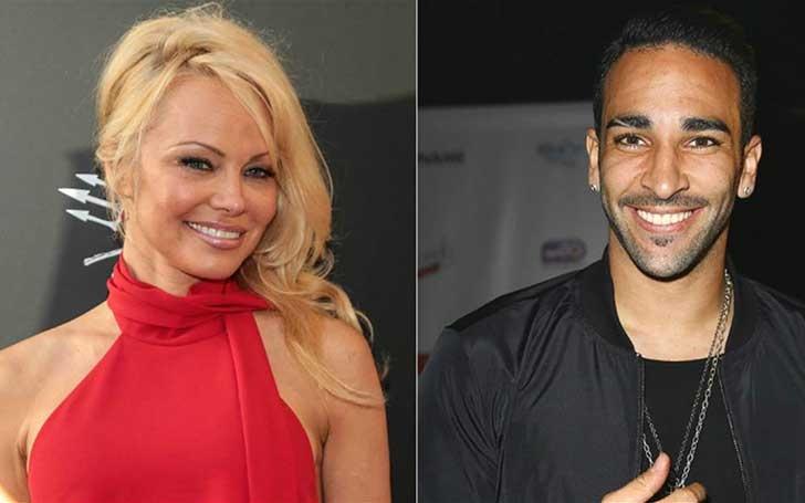 Broke-Up! Pamela Anderson And Boyfriend Adil Rami Goin' Their Separate Ways