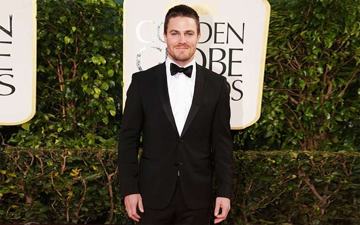 Canadian Actor Stephen Amell's Wife Changed His Opinion About Coachelle Festival. Details About His Married Life And Children