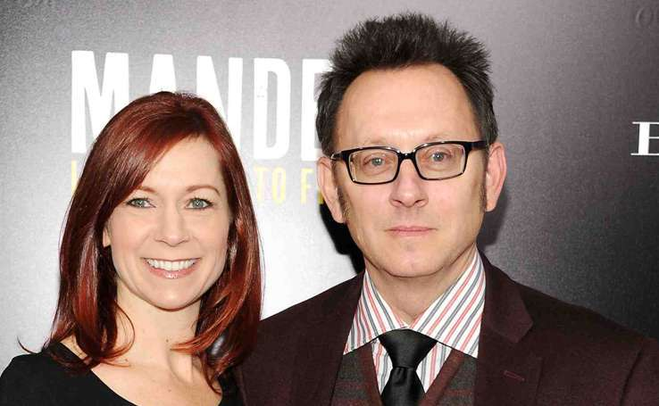 Carrie Preston,age 45, and her husband Michael Emerson are together for 18 years. See their relationship.