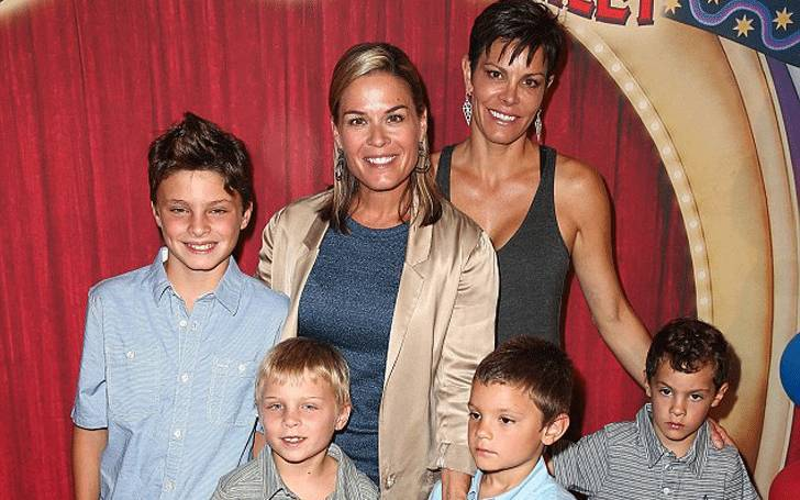 Find out the reason behind the divorce of Cat Cora and her wife Jennifer Cora.