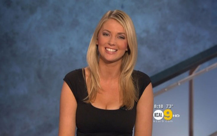 CBS reporter Evelyn Taft Dating her Boyfriend secretly; Find out her Relationship and Affairs