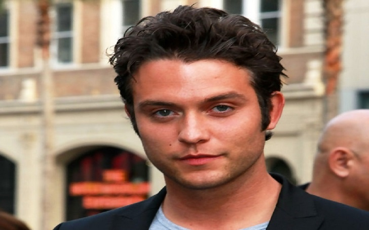 Chase Ryan Got Married At A Young Age; Know About His Relationship