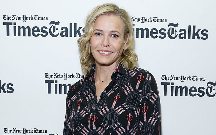 Chelsea Handler not Married or hiding her Relationship; See her Affairs and Relationship
