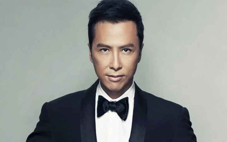 Chinese Actor Donnie Yen Delightful Marriage With Wife And Kids; His Secret To Successful Marriage