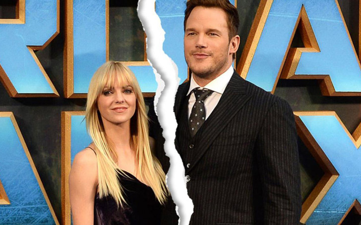 Chris Pratt at Teen Choice Awards after announcing a Divorce with wife of 8 years actress Anna Faris