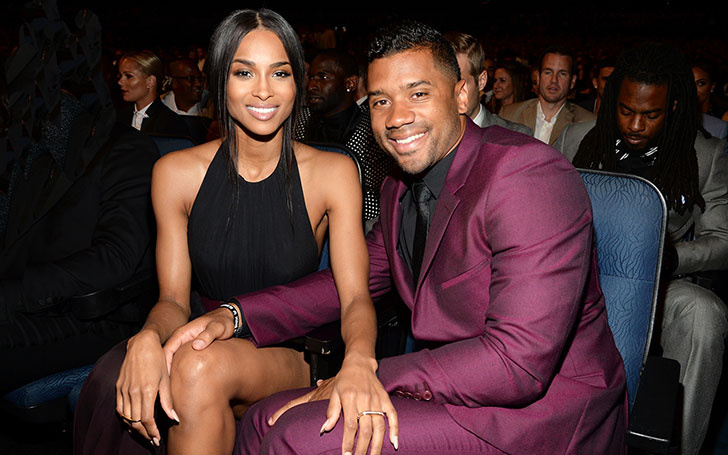 Baby Alert!!! Ciara is expecting her second Child with Husband Russell Wilson: Reveals her baby bump