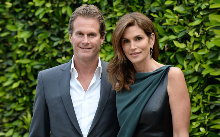 Still a supermodel!! Cindy Crawford, 51 flaunts her bikini body while vacationing with husband Rande Geber in St Barths
