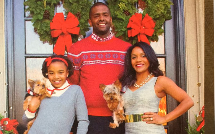 CNN analyst Bakari Sellers enjoys Marriage life with Wife and her Daughter; Find out more
