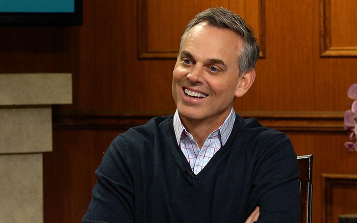 Colin Cowherd's Life After Divorcing First Wife Kimberly Ann Vadala,  Now Living a Happy Married life With Wife Ann Cowherd