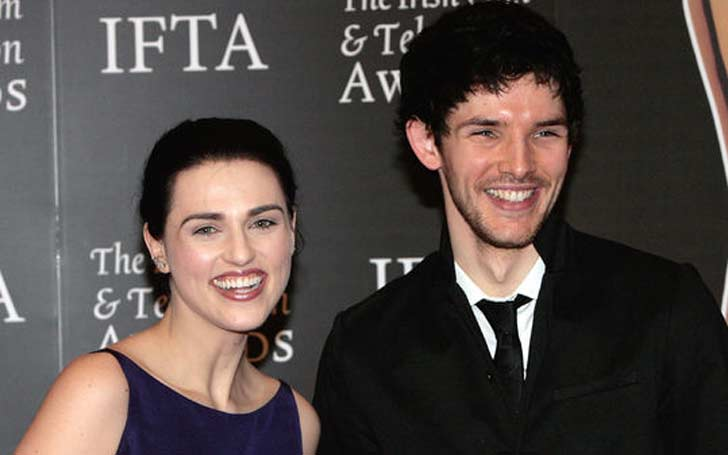 Northern Irish Actress Colin Morgan Dating His Long Term