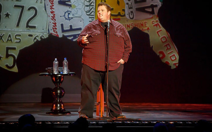 Comedian Ralphie May Dead at 45! Fellow Comedians pay huge Tribute