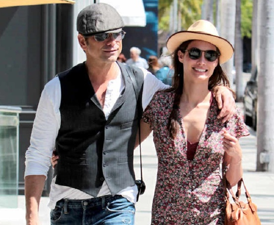 Congratulations!!!! Full House Actor John Stamos Is Engaged to Girlfriend Caitlin McHugh