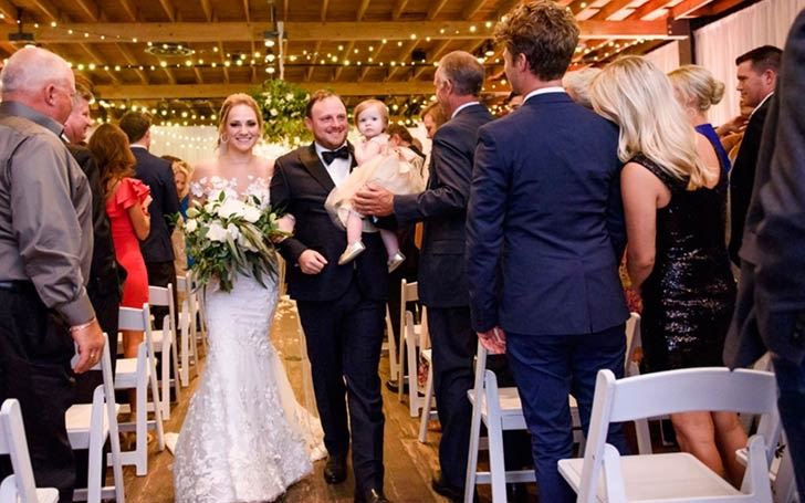Country Singer Josh Abbott Ties Knot With Fiancee Taylor Parnell