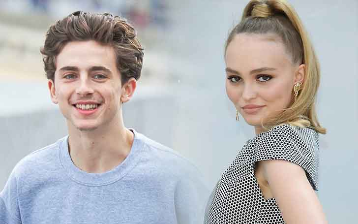 Couples That We Deserve! Johnny Depp's Daughter Lily-Rose Depp And Timothee Chalamet Dating; Officially?