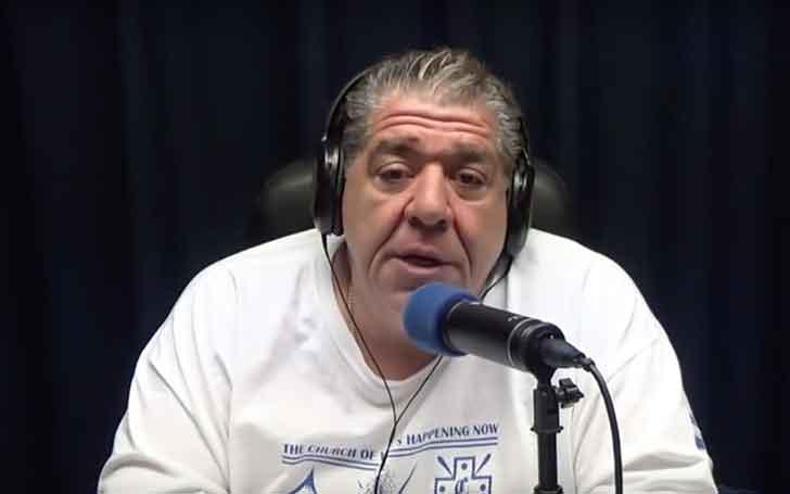 Cuban-American Standup Comedian Joey Diaz Has A Daughter With Wife Terrie Diaz