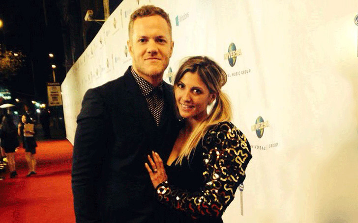 Dan Reynolds and Aja Volkman married in 2011. Know about their children