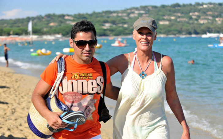 Danish-Italian actress Brigitte Nielsen Married for Fifth Time in 2006; Find out her previous Husbands and Affairs