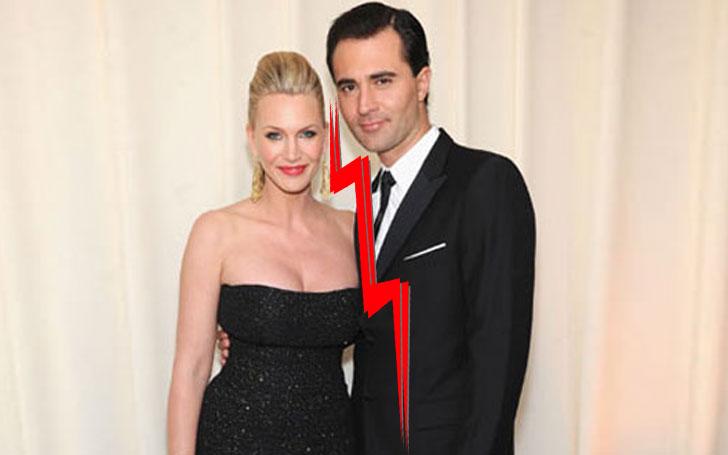 Singer Darius Campbell confirmed the divorce with wife Natasha Henstridge,