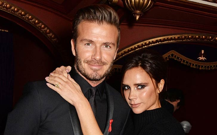 David Beckham And Victoria Beckham Celebrate 19th Wedding Anniversary In Paris Midst Divorce Speculation
