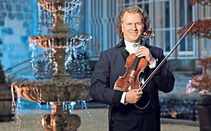 Andre Rieu is living a blissful married life with wife Marjorie Rieu. Know about their family and children