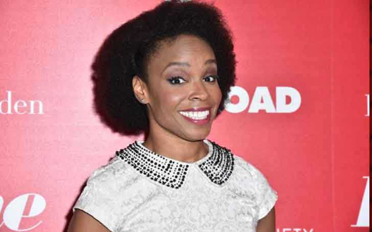 Know The Inspirational Love Story Of Amber Ruffin And Her Husband Jan-How It All Started?
