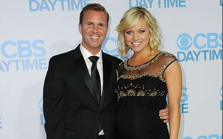 American Model Tiffany Coyne's Happily Married  With Chris Coyne, Happy Family of Four!