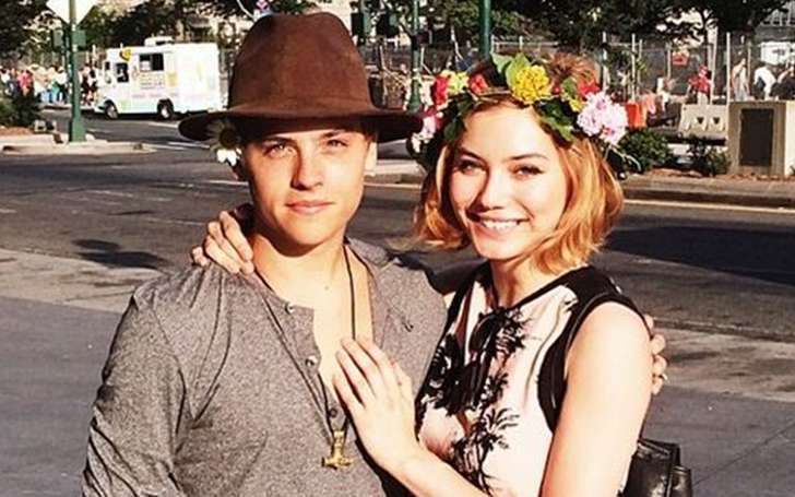 Who is dylan sprouse dating 2013