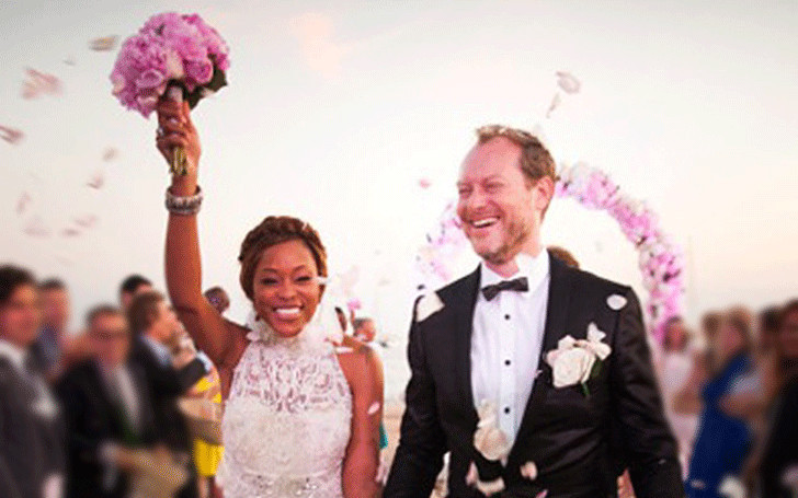 Entrepreneur Maximillion Cooper Married Rapper Eve in 2014. Are they expecting a child?