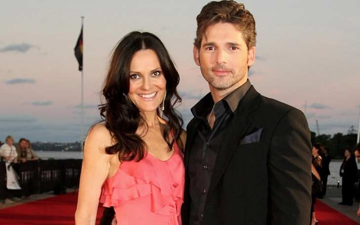 Australian Actor Eric Bana In a Longtime Married Relationship With Wife Rebecca Gleeson; The Couple Share Two Children; Secret Behind The Long-Term Marriage