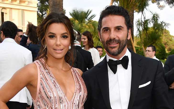 Congratulations!!! Eva Longoria And Husband Jose Baston Welcomed Their First Child-The Couple Married in 2016