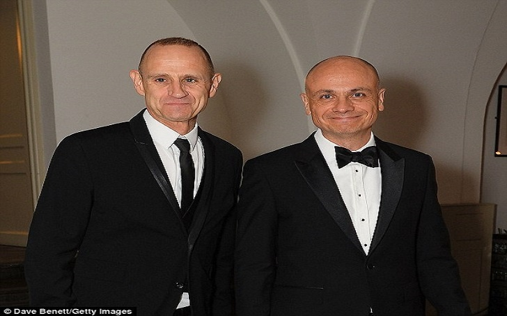 Evan Davis is Dating Boyfriend Guillaume Baltz. Is the Couple getting Married? See their Relationship