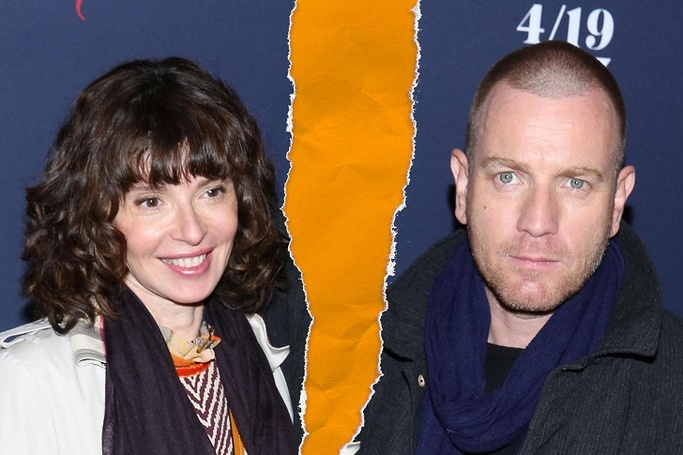 Ewan McGregor's Wife Eve Mavrakis spotted without a Wedding Ring! Is the Couple Getting a Divorce?