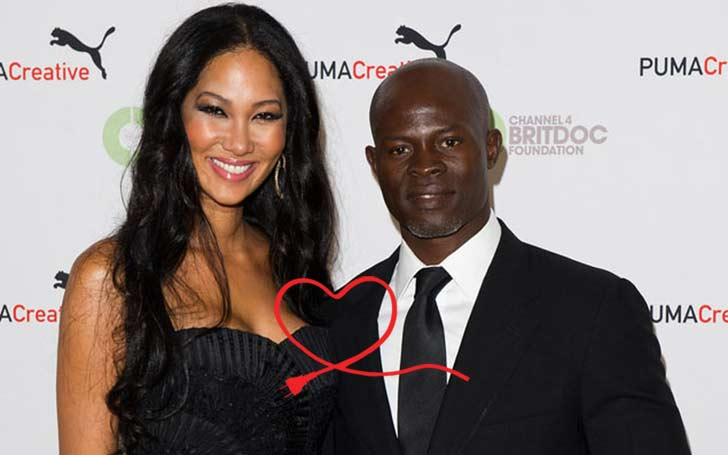 Actor Djimon Hounsou Is A Father Of One Son From His Relationship With Kimora Lee Simmons; Are They Married?