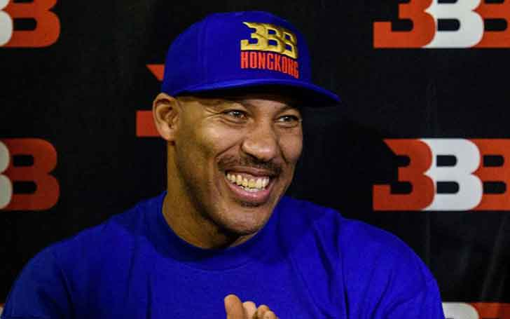 Father Of Three Basketball Players Lavar Ball's Family Life With Wife Tina Ball And Children