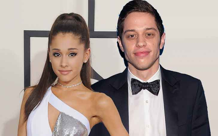 Five Reasons Why Pete Davidson And Ariana Grande Are The Cutest Couple In Hollywood Right Now