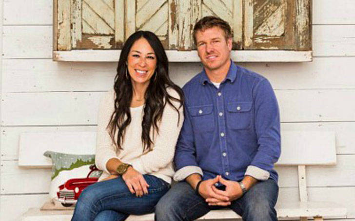 Fixer Upper's Chip and Joanna Gaines; a wonderful couple and the caring parents