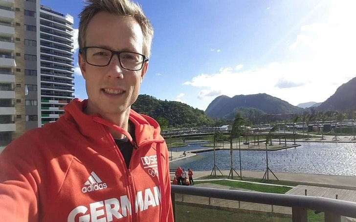 German Athlete Florian Orth, know about his rising Career including his Married life and Relationships