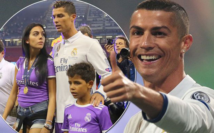 Footballer Cristiano Ronaldo becomes a father of Twins; Who is the mother of the twins? Find all the exclusive details here