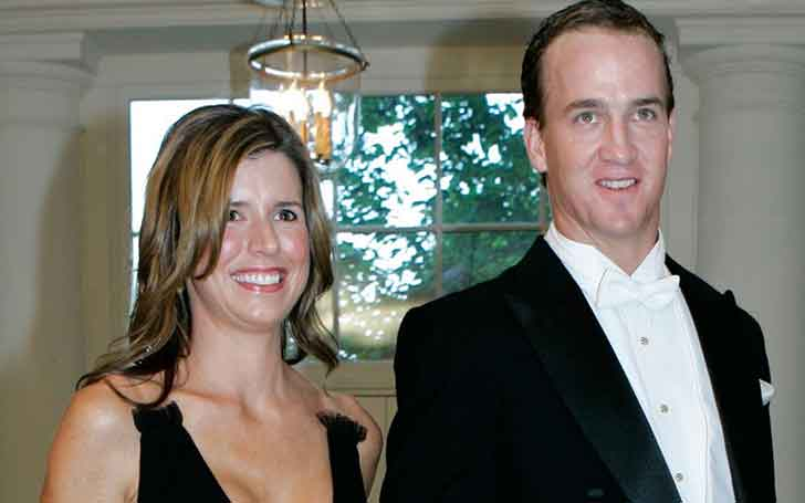 Former American Footballer Peyton Manning Married Relationship With Ashley Thompson And His Family Life